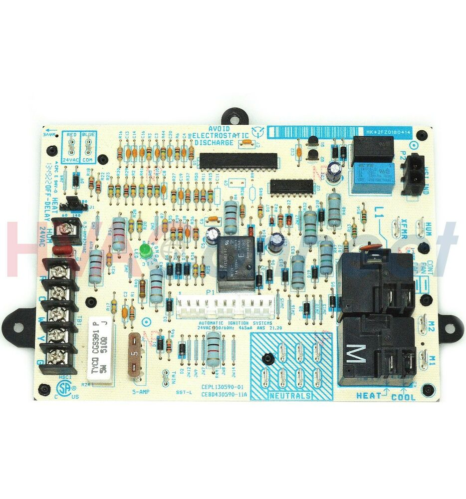 Ergo Twin Baby Carrier: Carrier Furnace Control Board