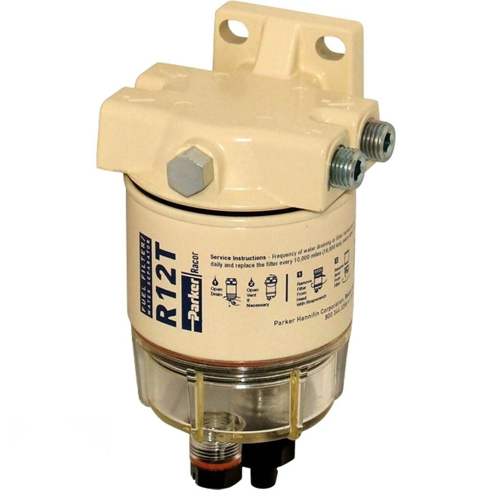 Racor Diesel Fuel Filter    Water Separator - 120at