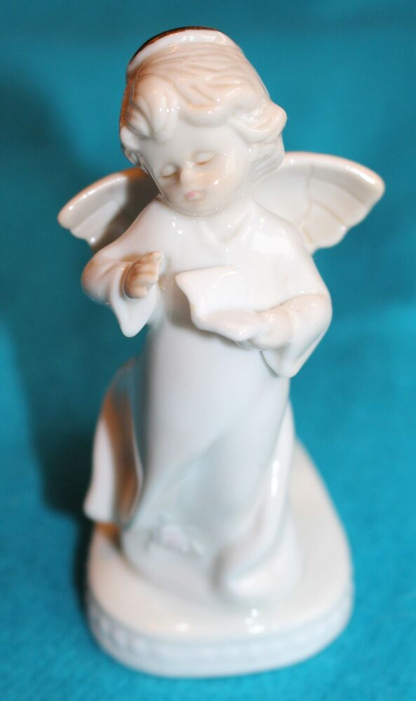 Russ Marbella Collection Christimas Porcelain Angel