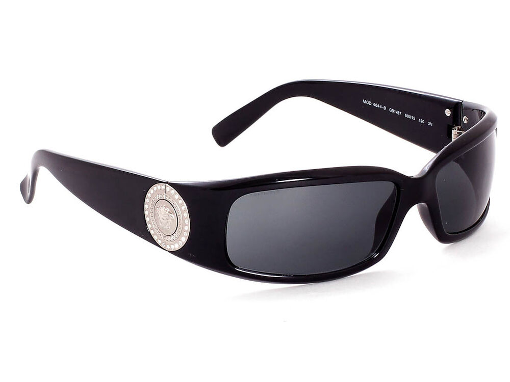 20d54f0e819 Versace Sunglasses Black
