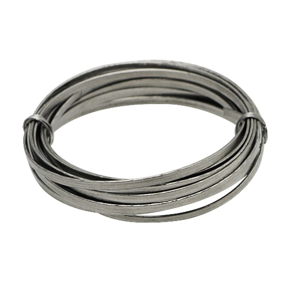 Flat Steel Cable : New dental flat stainless steel wire surgical