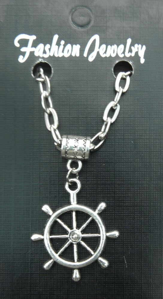 20 quot or 24 quot inch necklace dharmachakra pendant charm