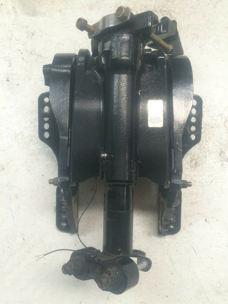 2000 Mercury F 50 Hp 4 Stroke Outboard Swivel Bracket