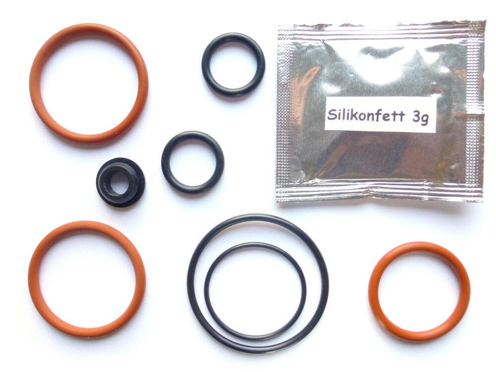 Maintenance Kit Seal with Silicone grease suitable for