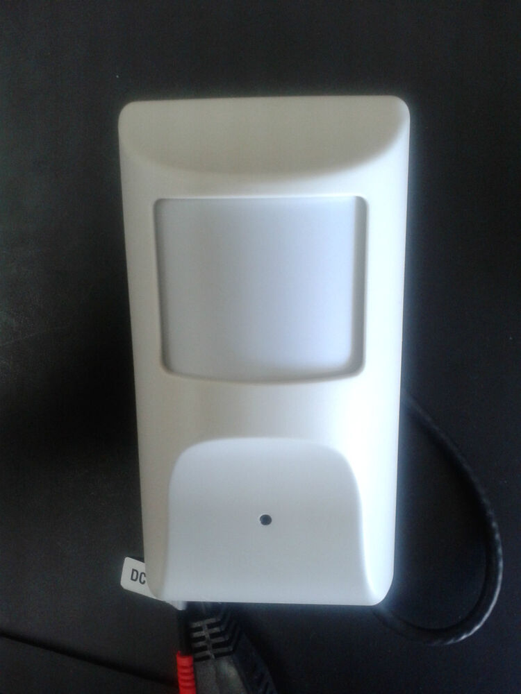 Motion Detector Wifi Ip Camera Audio Dvr Sd Card