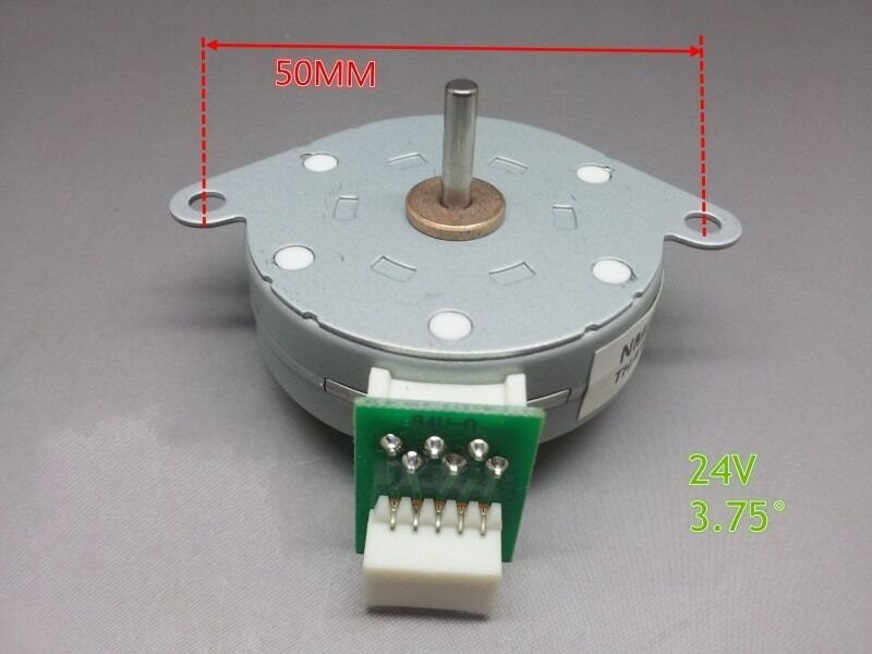 1pcs 24v 4 Phase 5 Wire Nmb Step Stepping Stepper