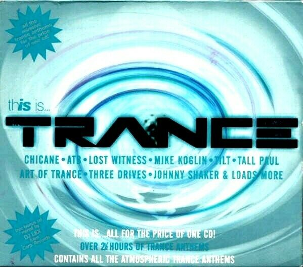 This is trance 3 x unmixed cds house trance 90s ibiza for 90s house tunes
