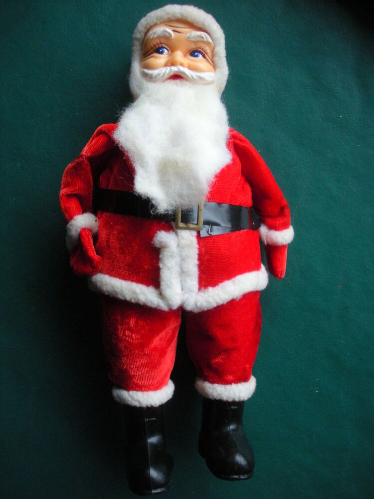 how to make santa claus with cotton