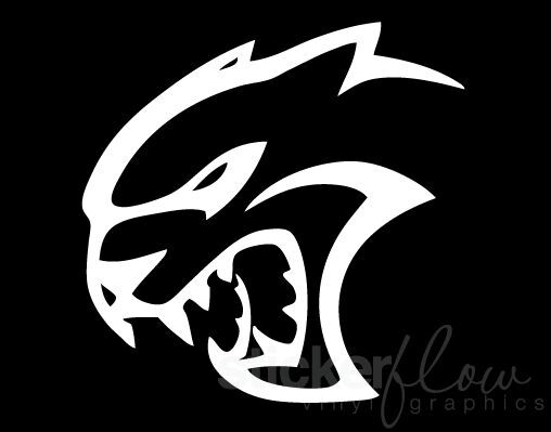 Charger Hellcat Decals | Autos Post