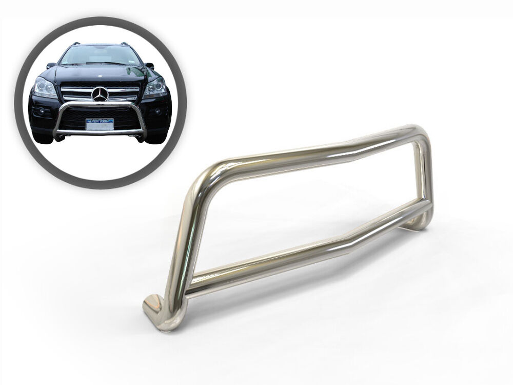 Vanguard 07 09 mercedes benz gl450 x164 bull bar front for Mercedes benz 2007 gl450 accessories