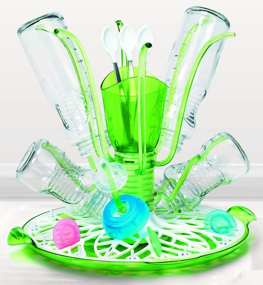 Munchkin Sprout Baby Bottle Amp Accessories Drying Rack Tray