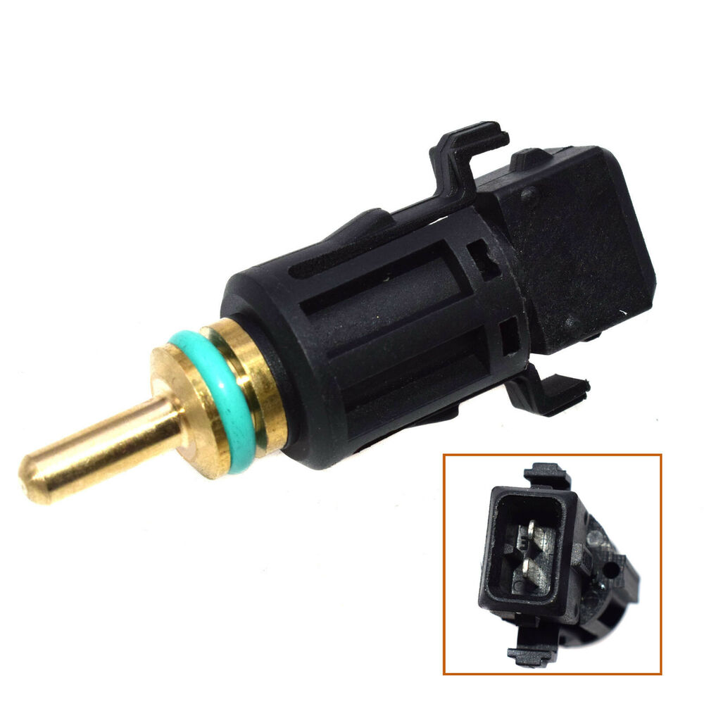Engine Temperature Sensor Coolant Auxillary For Bmw E46