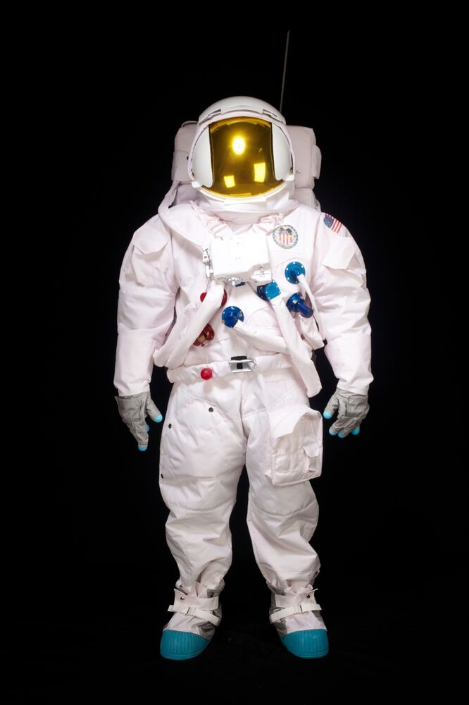 Apollo A7L-B Museum Quality Replica Space Suit | eBay