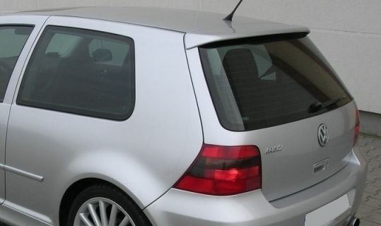 vw golf 4 iv dachspoiler heckfl gel r32 grundiert. Black Bedroom Furniture Sets. Home Design Ideas