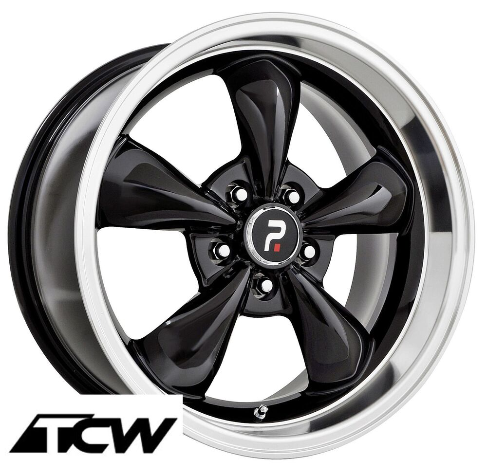 50 Inch Rims : Quot inch bullitt replica black wheels rims