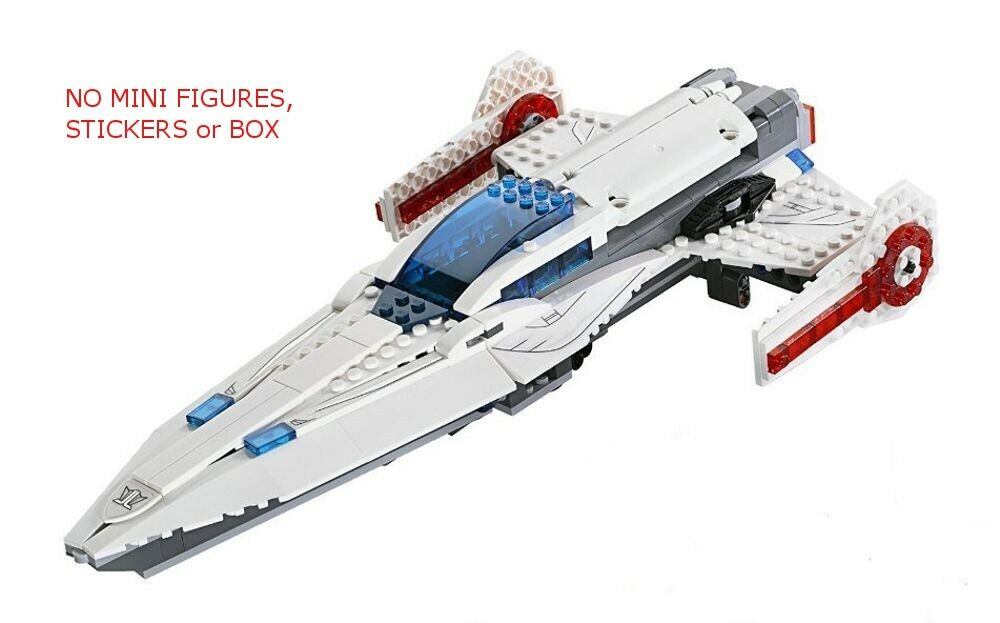how to build a lego spaceship step by step
