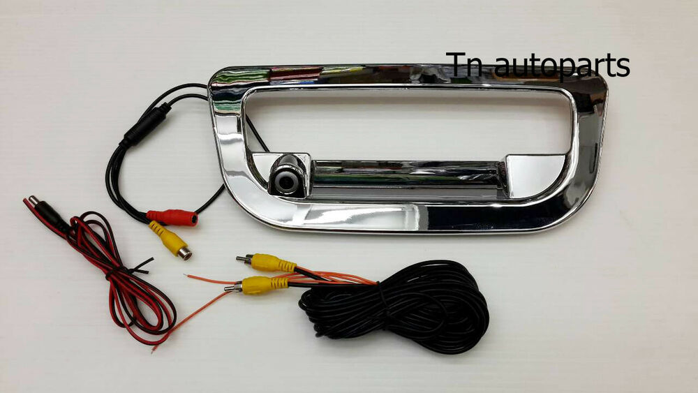 Rear Camera Tailgate Handle Cover For All New Isuzu Dmax D