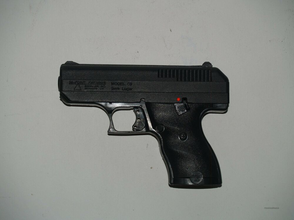 Hi point 380 handgun gun manual