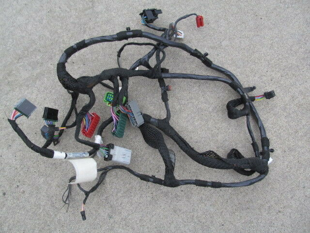 2002 jeep wrangler tj dash wire harness 56047050aa | ebay jeep wrangler wire diagram wrangler wire harness