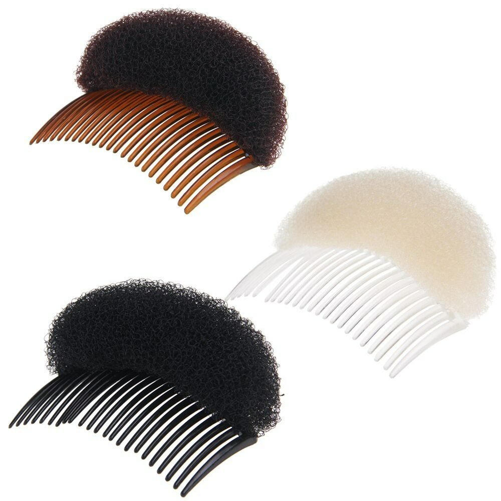 the wrap up hair styling sponge womens magic hair styling clip stick bun maker braid tool 6252