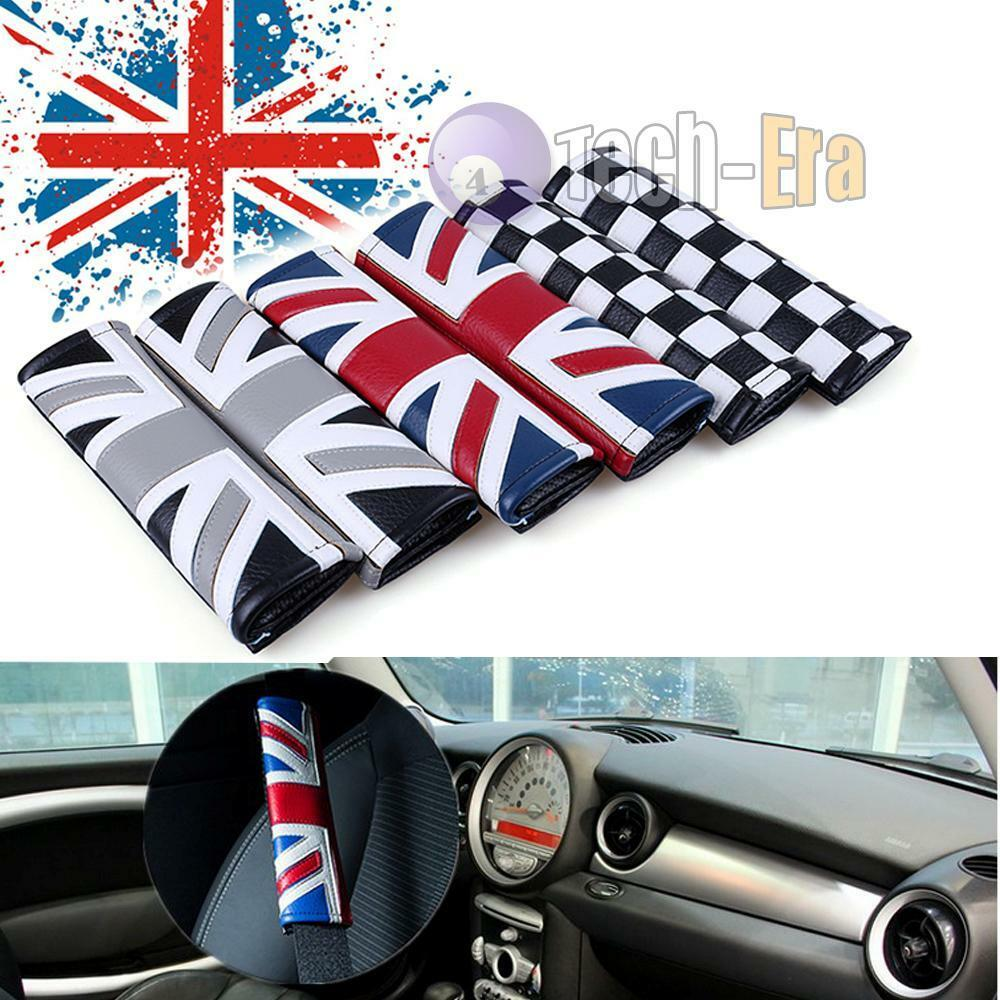 mini cooper paceman countryman leather union jack uk flag. Black Bedroom Furniture Sets. Home Design Ideas