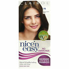 Clairol N Easy No Ammonia 78 Medium Golden Brown Lasts up to 24 Shampoos