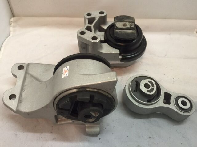 Motor   Trans Mounts Set 3PCS For    Ford    0912 Flex  Taurus