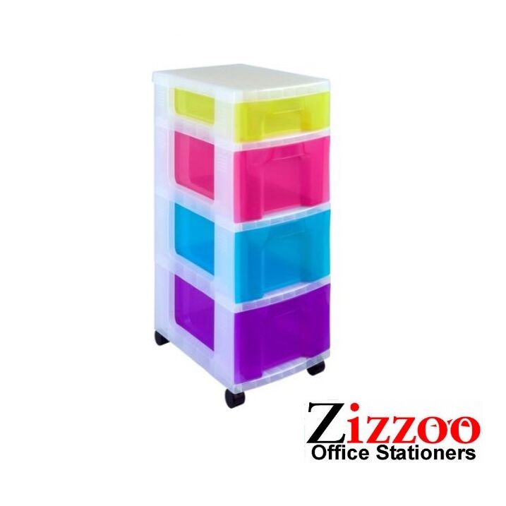 Storage Tower With Drawers By Really Useful Great Product