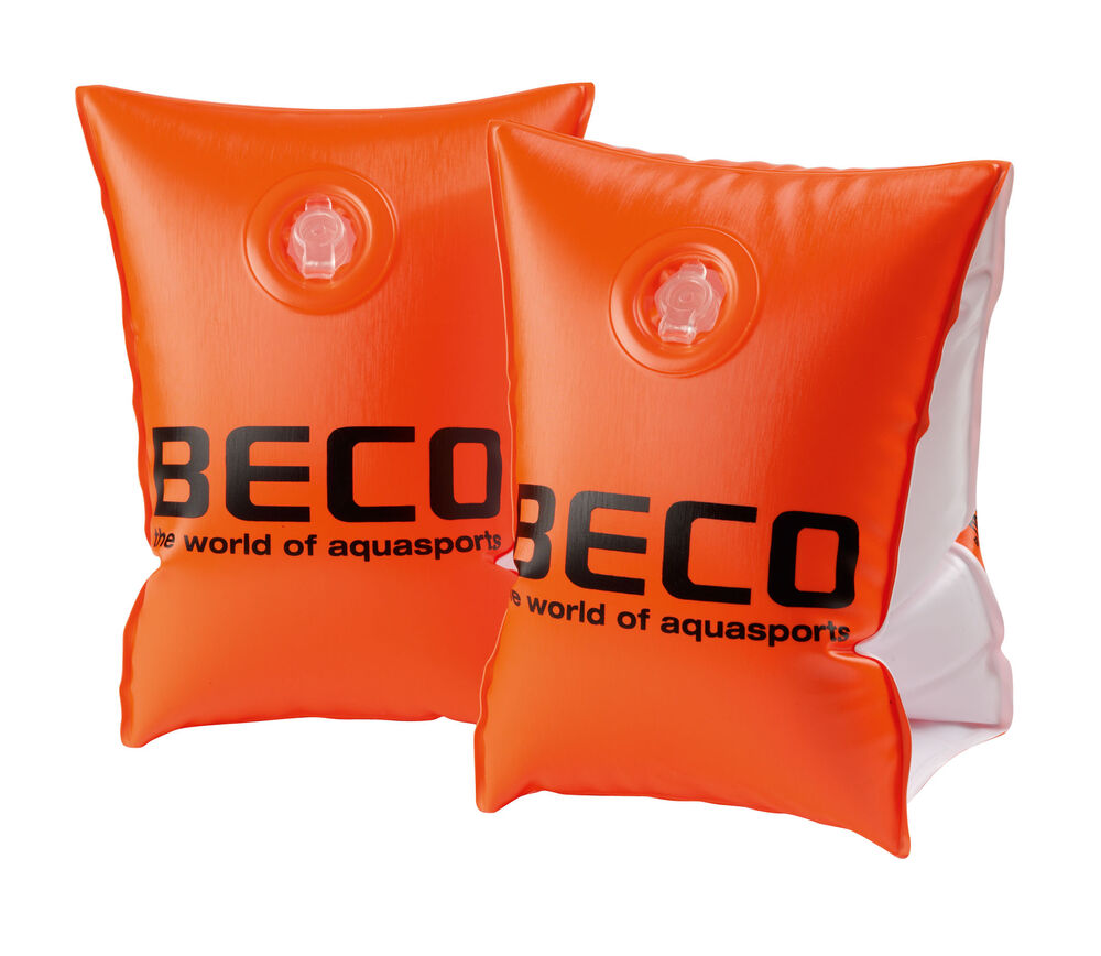 beco swimming arm bands for adults orange armbands ebay