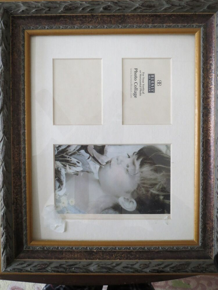 2x3 Collage Picture Frames.Burnes Of Boston Photo Collage Pair Of 2 ...