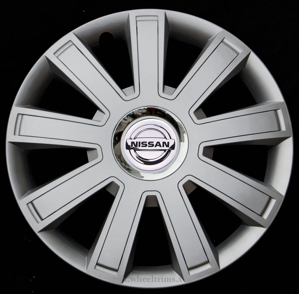 Alloy Wheels Look 16 Quot Wheel Trims To Fit Nissan Primastar
