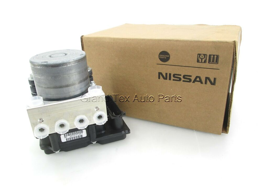 New Oem Hydraulic Modulator Abs 47660 Em16b Fits Nissan