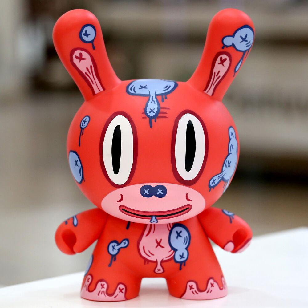I received my kidrobot very quickly, which was great since it was a gift to a collector of all the kidrobot series. With all kidrobot products you never know which character you will receive, as luck would have it, we received a rare marge zombie edition!