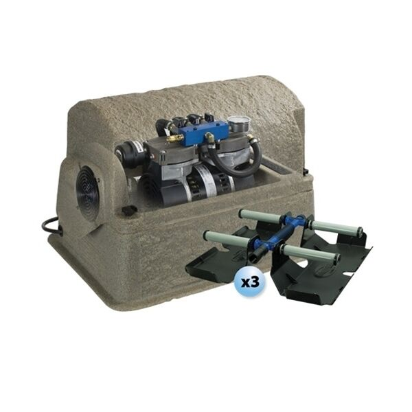 Airmax Ps30 Deep Water Aeration System 3 Plates 12