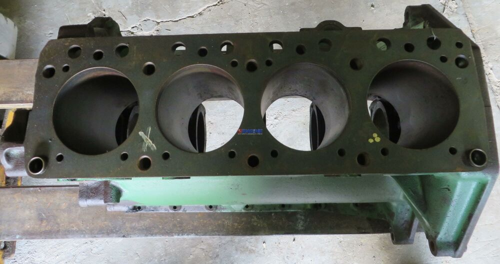 John Deere Block : John deere jd engine block good used t rare
