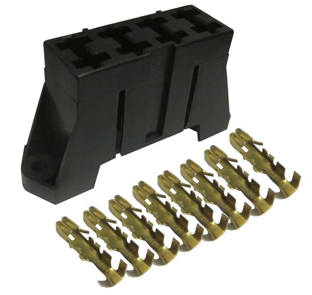 polaris sportsman ranger 700 800 fuse holder fuse block ebay. Black Bedroom Furniture Sets. Home Design Ideas
