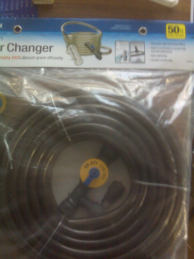 Aqueon 50 39 Water Changer For Your Aquarium Or Pond Brand New Ebay