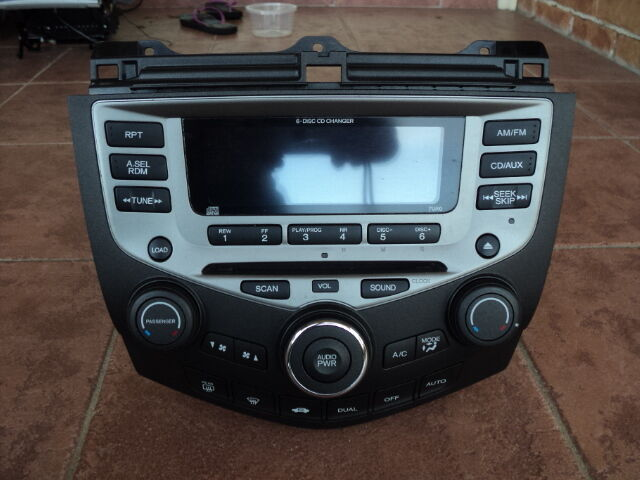 Hqdefault additionally Hd Touch Screen Car Audio besides S L furthermore Maxresdefault additionally D Honda Accord Radio Audio Dead Static Not Working. on 2003 honda accord radio