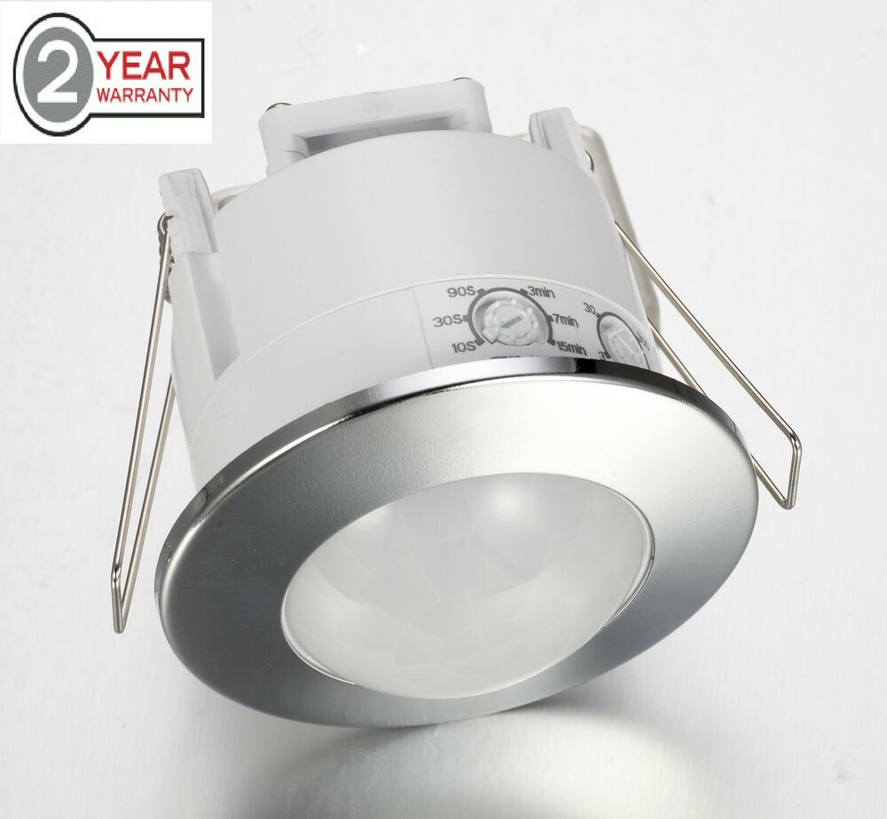 360 Degree Recessed Pir Ceiling Occupancy Motion Sensor