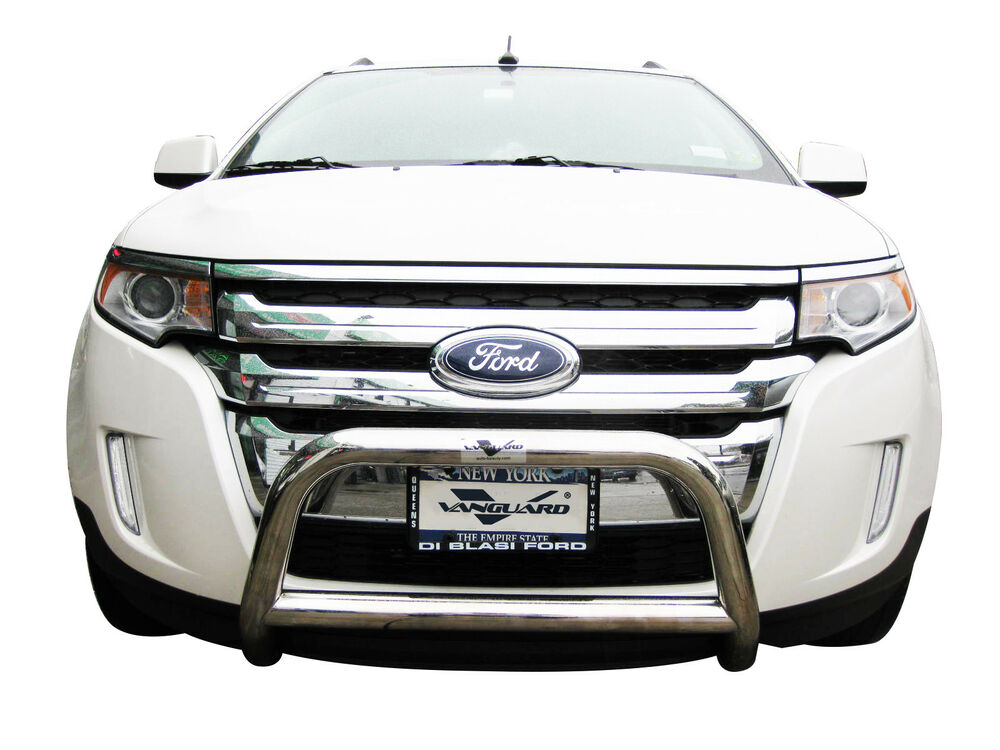 Ford Expedition Bumper Guard : Vanguard ford edge front bull bar bumper protector