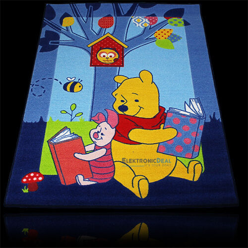 133x95cm disney winnie pooh kinder teppich spiel. Black Bedroom Furniture Sets. Home Design Ideas