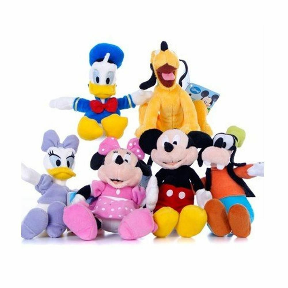 Mickey Mouse Toys : New disney mickey mouse clubhouse cm range soft plush