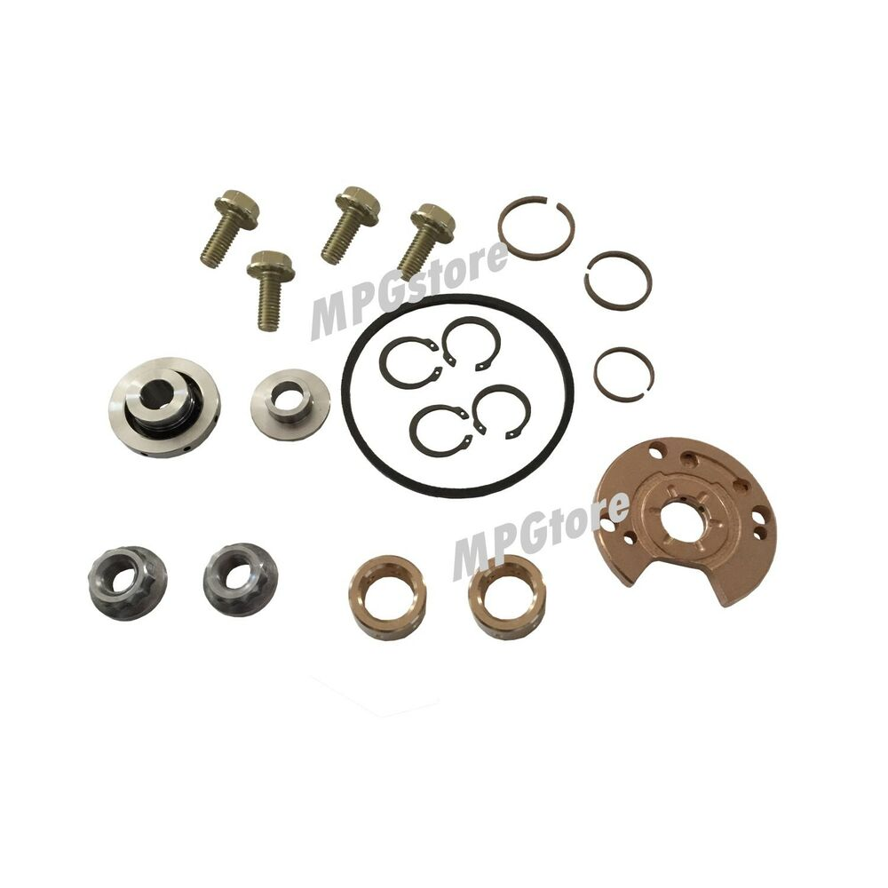 Garrett Turbocharger Rebuild Kits: Turbo Rebuild Kit Garrett T3 T4 T04E TO4E T04S TO4S Big
