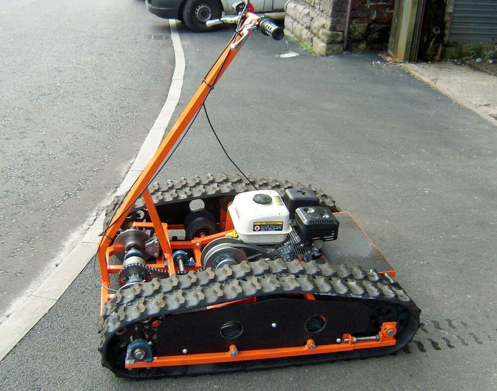 Personal tracked vehicle tracked go kart plans to build for Golf cart plans