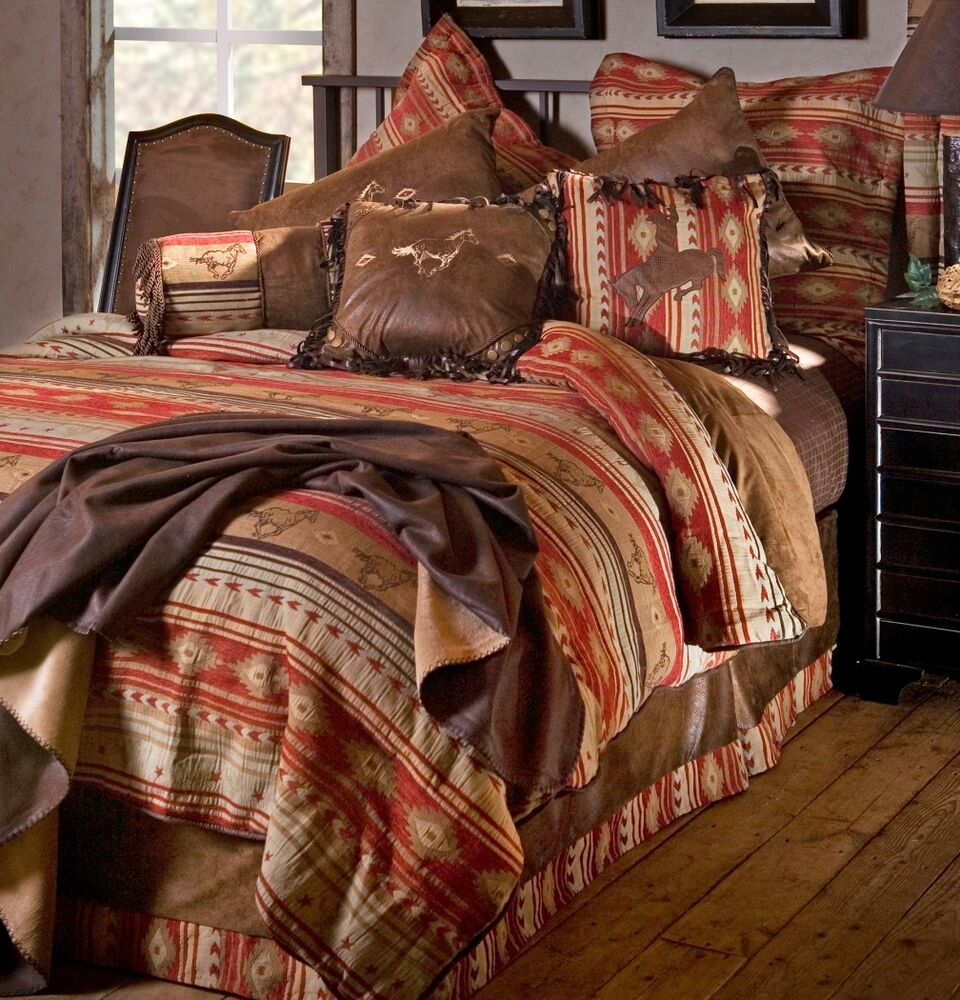 Flying Horse Bedding Collections - Western/Cowboy - Free