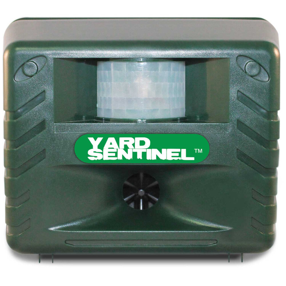 Yard Sentinel New Electronic Pest Animal Control Repeller