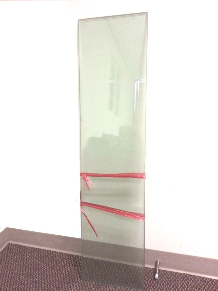 Show case tempered glass 12 x 48 ebay for 12 x 48 window
