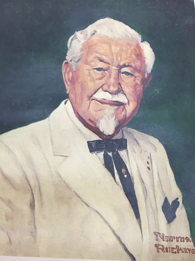 colonel sander and kentucky fried chicken A story that said president donald trump praised kentucky fried chicken's  founder for saving civil war troops from starvation at valley forge.