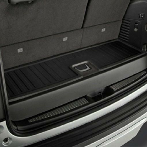 Weather Car Mats >> 2015-16 Chevrolet Tahoe Premium All-Weather Cargo Mat ...