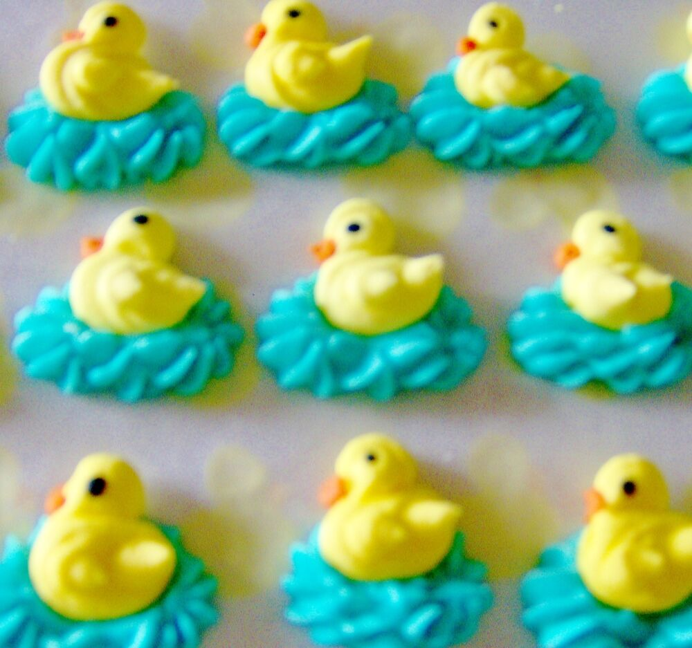 Edible Baby Cake Decorations